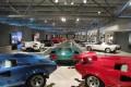 Åpning av Lamborghiniutstilling på Norsk Vegmuseum 14. september 2013