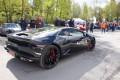 Lamborghini Klubb Norge på vårmønstringen til NSK 2015